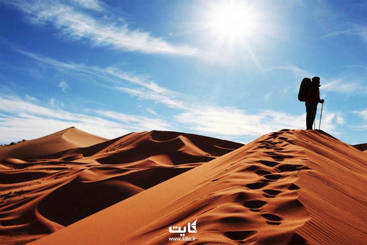تور دوروزه کویر مصر در اصفهان