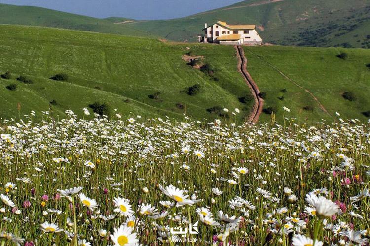 جاذبههای گردشگری اطراف روستای گیلده