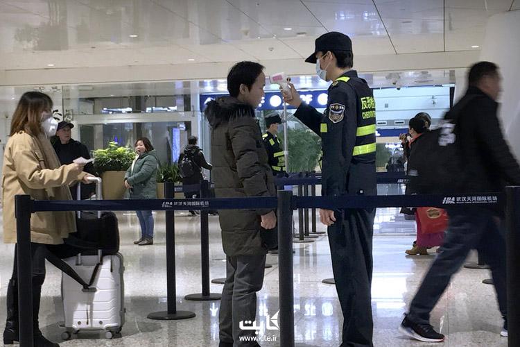 وضعیت عبور و مرور ایران به کشورهای خارجی
