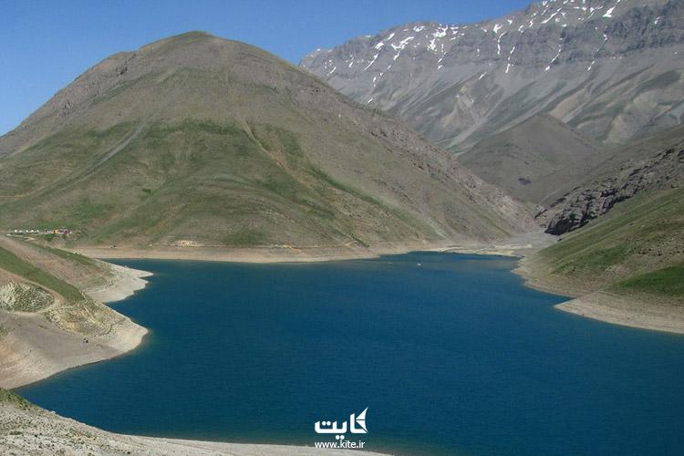 پوشش گیاهی و جانوری دریاچه هویر