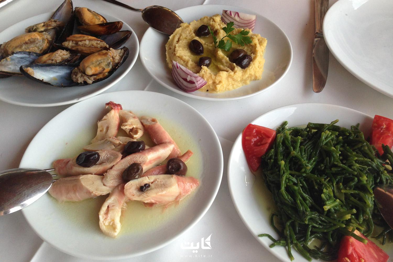 رستوران اوستا کاظم (kazım usta Restaurant)