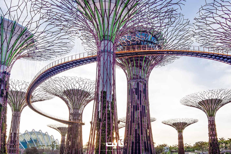 بناها و سازههای مدرن