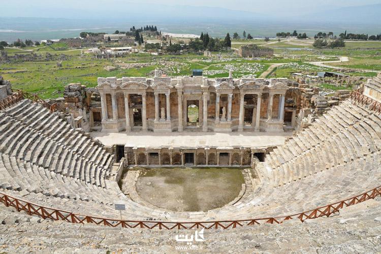 تئاتر شهر باستانی هیراپولس