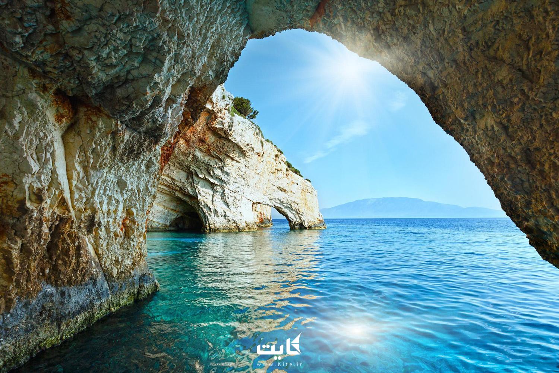 غار کورسانلار (Kursanlar cave)