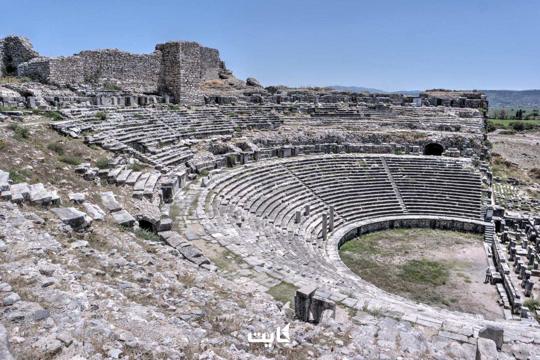 شهر باستانی میلتوس