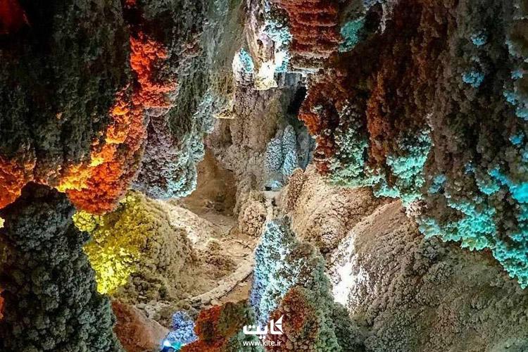 غار چال نخجیر، استان مرکزی
