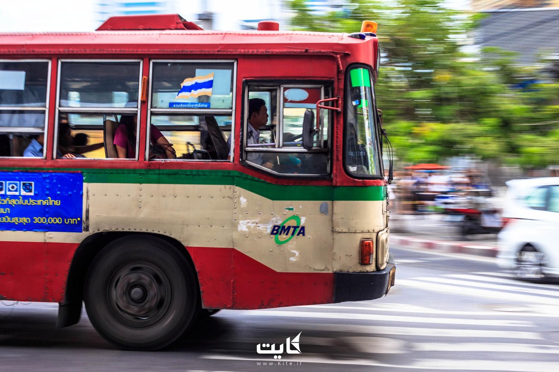 هزینه حملونقل در سفر به تایلند