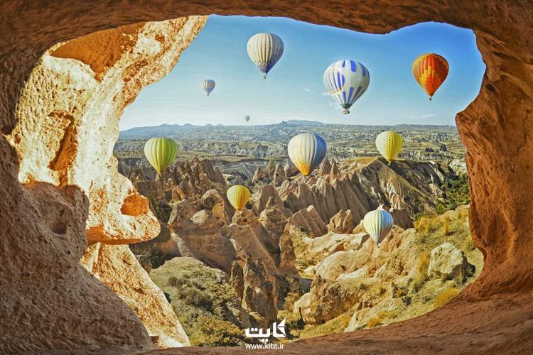 کاپادوکیا (Cappadocia)