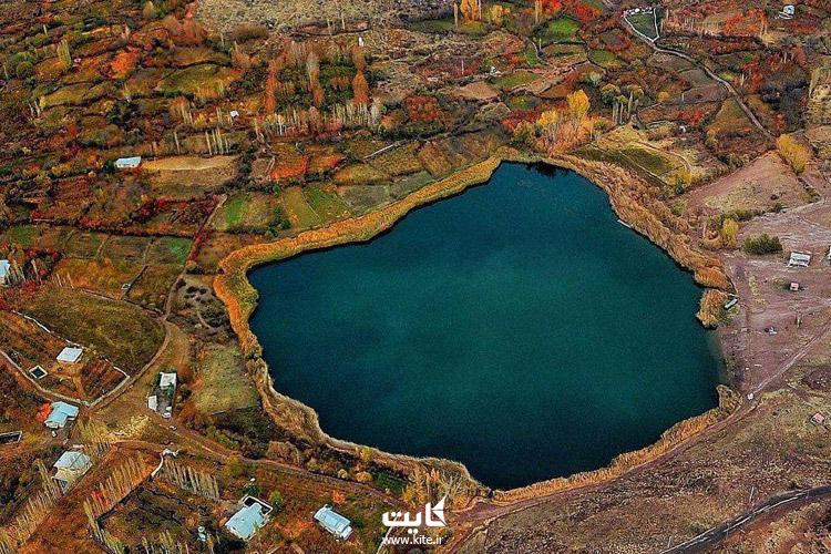 راههای دسترسی به دریاچه اوان