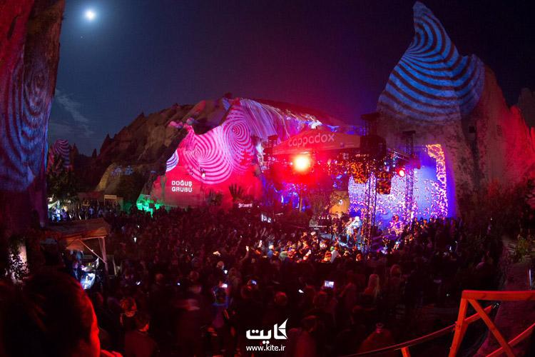 فستیوال کاپادوکس (Cappadox festival)