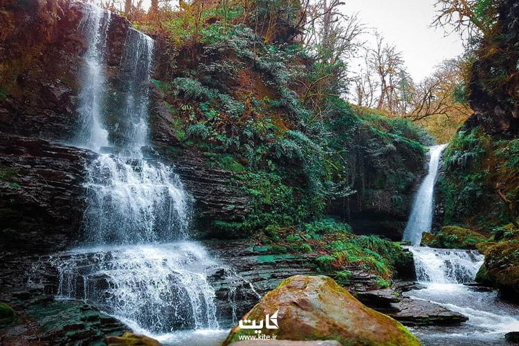 آبشار حویق