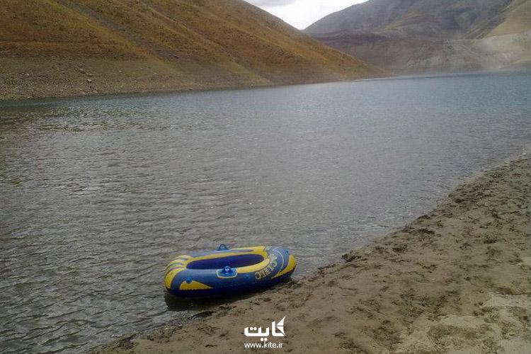 تفریحات و سرگرمیهای دریاچه هویر
