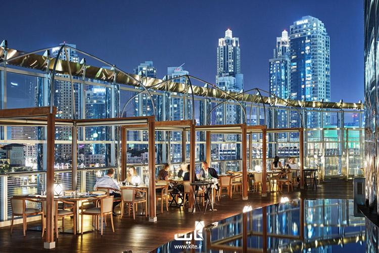 رکوردهای جهانی برج خلیفه امارات