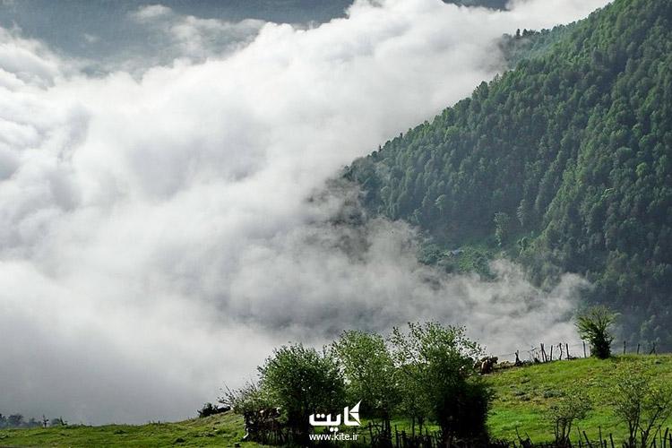 فاصله تهران تا فیلبند