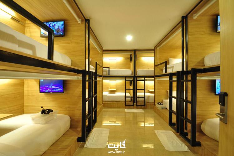 بدروم هاستل  (The Bedrooms Hostel)