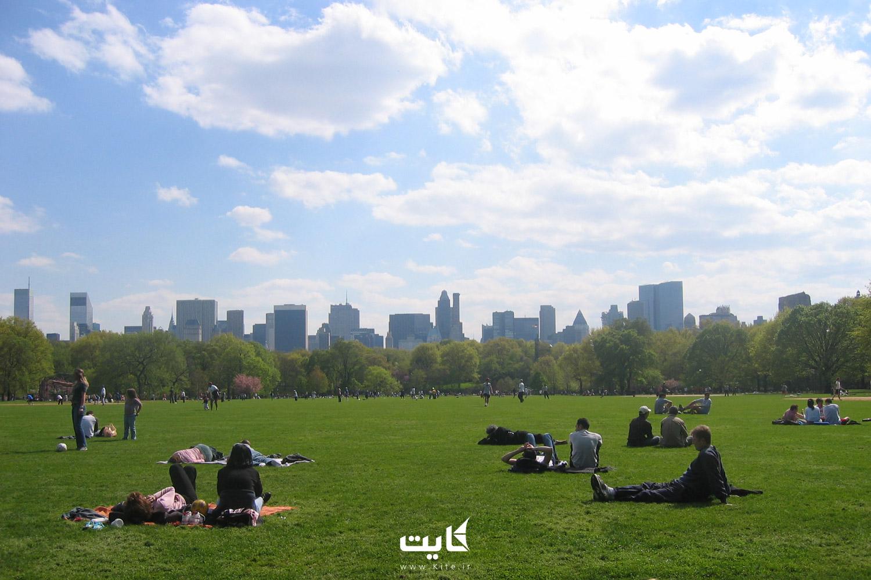 جاذبههای گردشگری سنترال پارک نیویورک