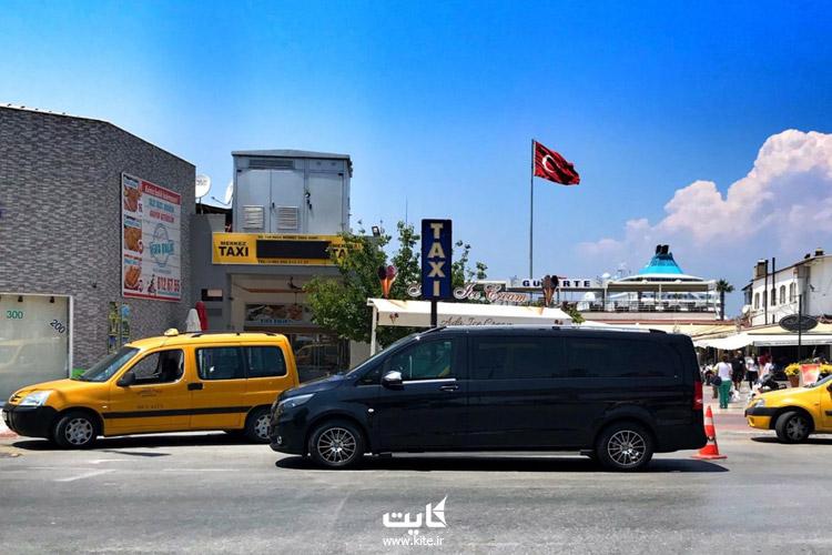 هزینه بلیط هواپیما و حملونقل در سفر به کوشآداسی