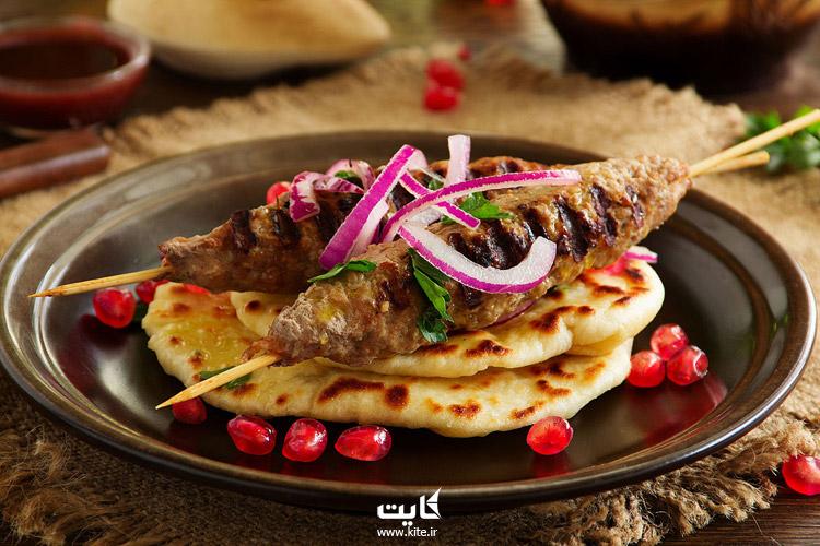 لوله کباب (Lyula kabab)