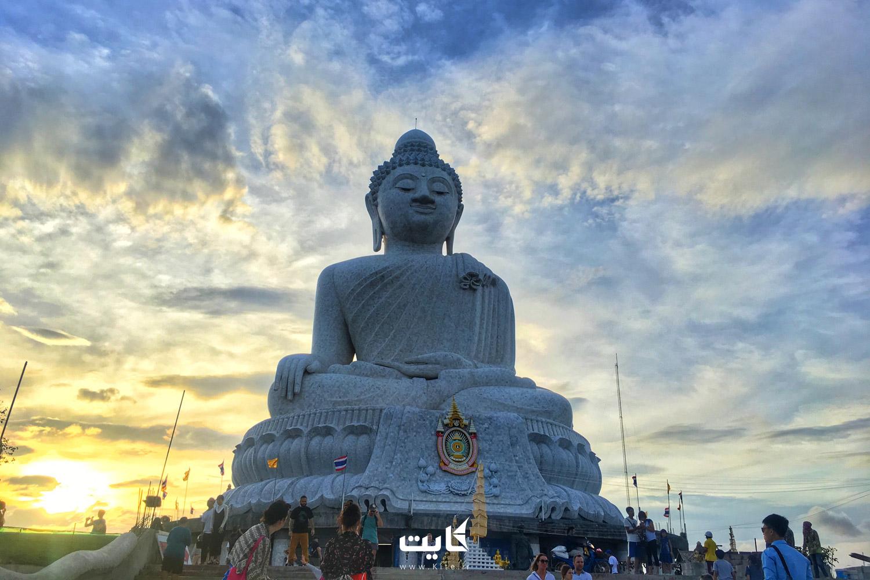 با مجسمههای بودا عکس نگیرید!