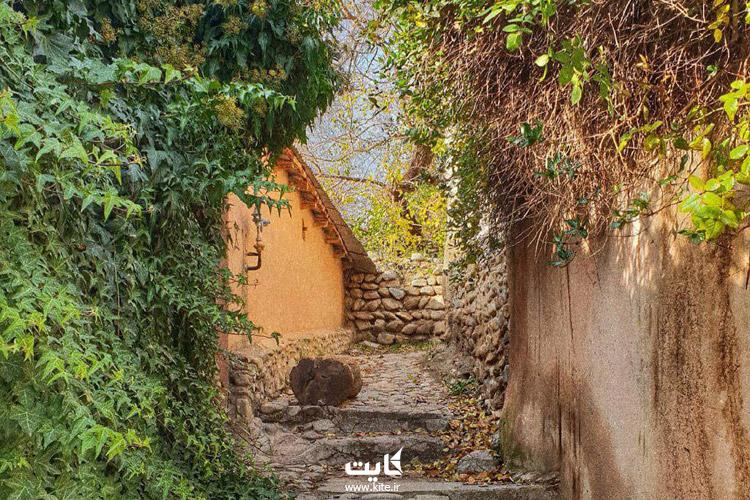 روستای کردان، کرج
