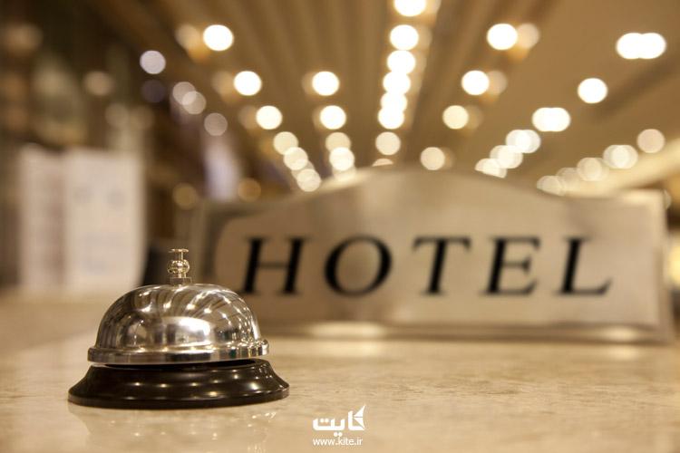 واژهنامه سفر مربوط به سرویسهای هتل