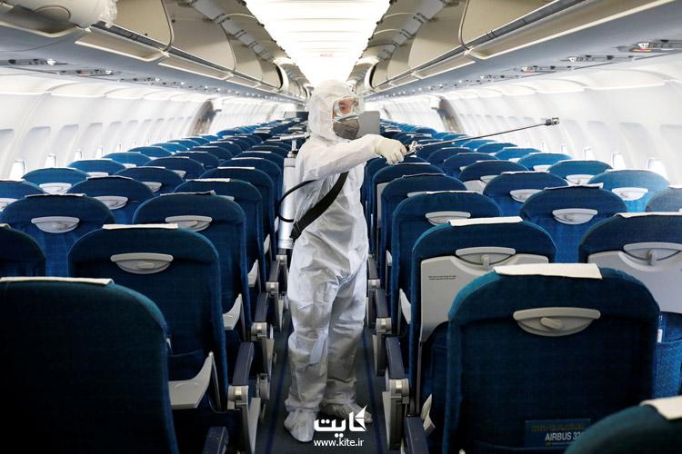 آخرین اخبار وضعیت پروازهای خارجی