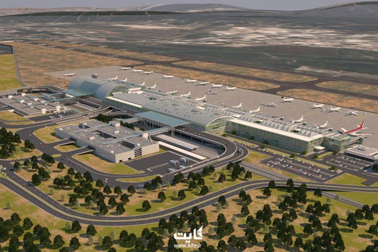 فرودگاه بینالمللی ازمیر