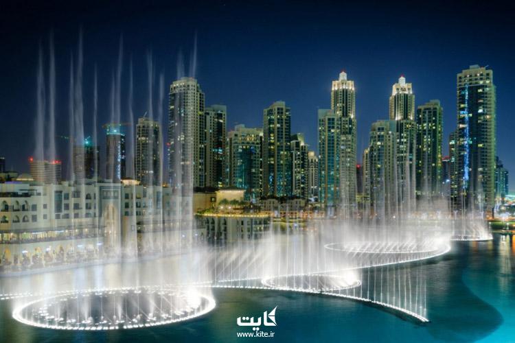 نکات جالب در  مورد برج خلیفه امارات