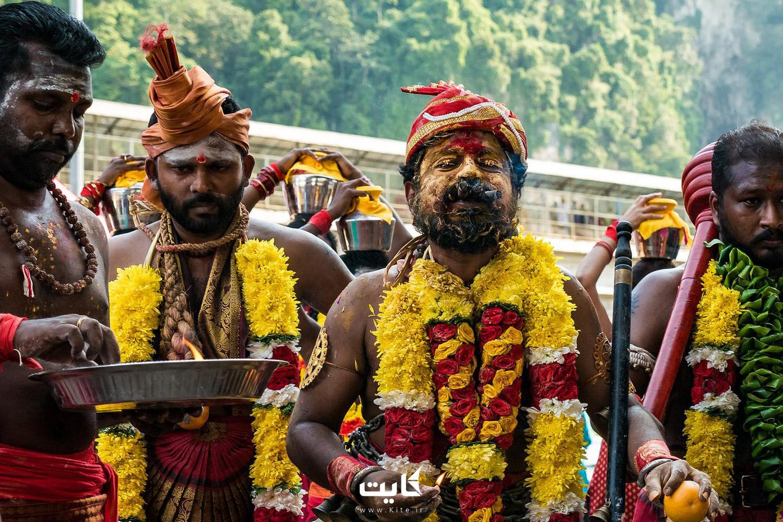 فستیوالهای مالزی را از دست ندهید