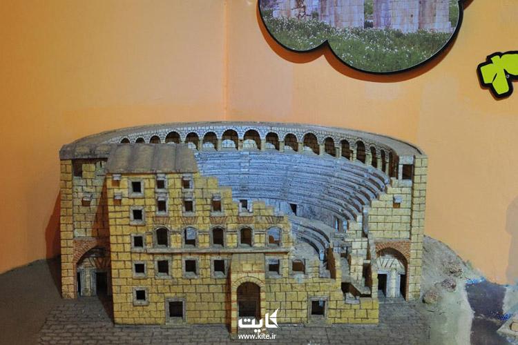امکانات موزه باستانشناسی آنتالیا