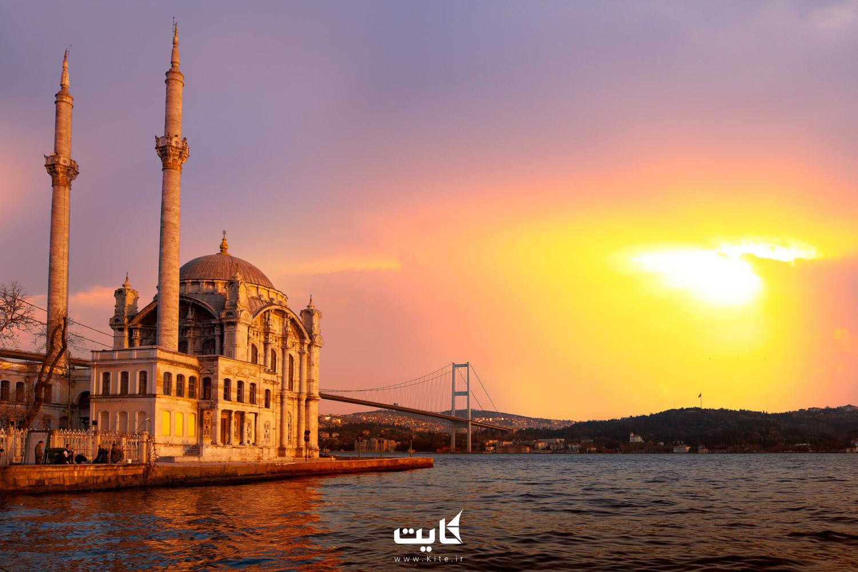 هزینه سفر و قیمت تور ترکیه
