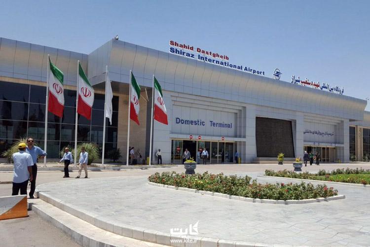 فرودگاه بینالمللی شهید دستغیب شیراز