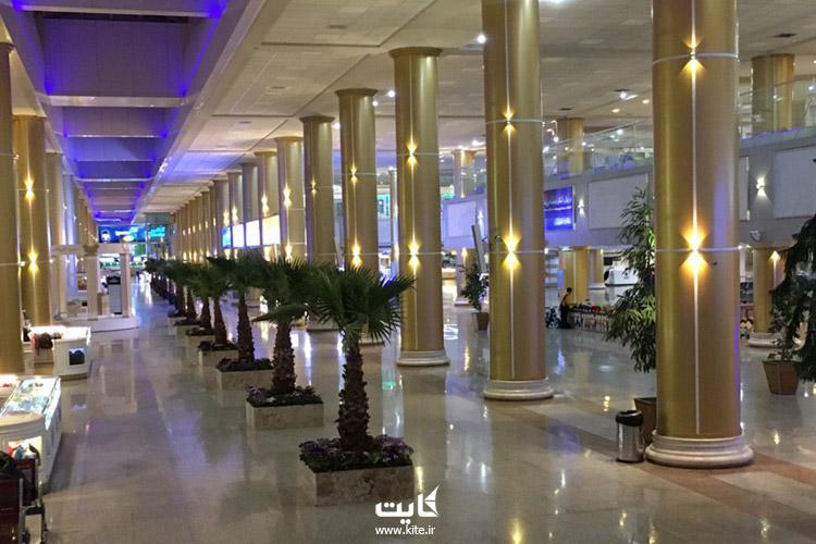 فرودگاه بینالمللی شهید هاشمینژاد مشهد