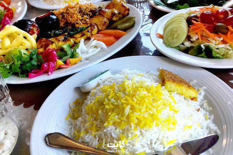 رستوران شاطر عباس در بانکوک
