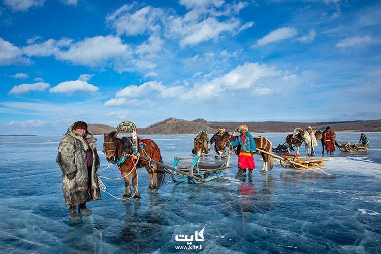 اولانباتور (Ulaanbaatar) در مغولستان