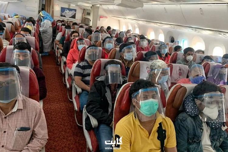 نکاتی که مسافران باید برای مبارزه با شیوع کرونا رعایت نمایند