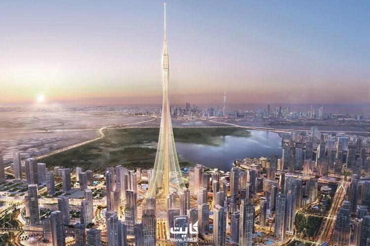 رکوردداران بلندترین برج جهان