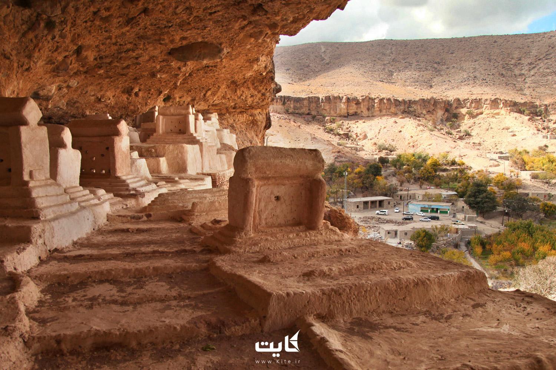 بیابانهای میرجاوه و لوتک در استان سیستان و بلوچستان