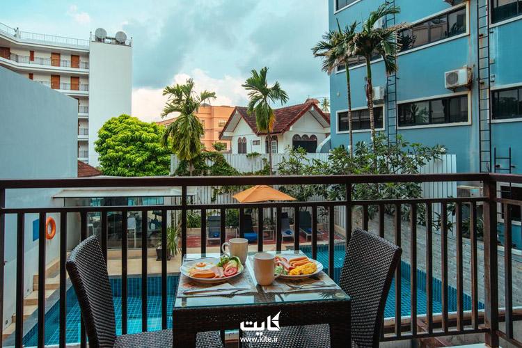 هتل اسپیرا پرایم پاتونگ