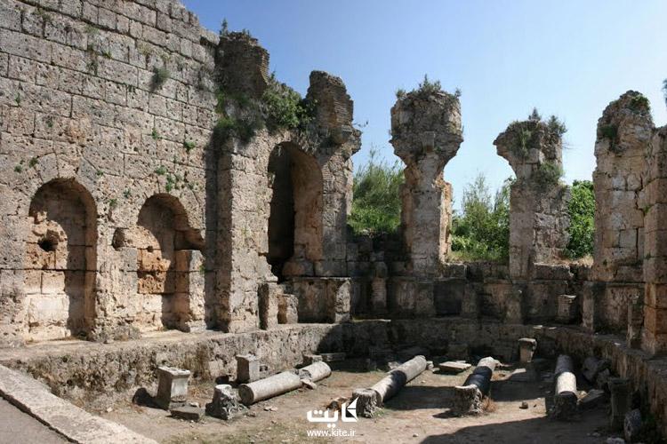 بازدید از شهر تاریخی پرگا