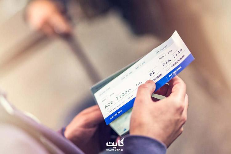 نکات ضروری هنگام خرید بلیط هواپیما مشهد