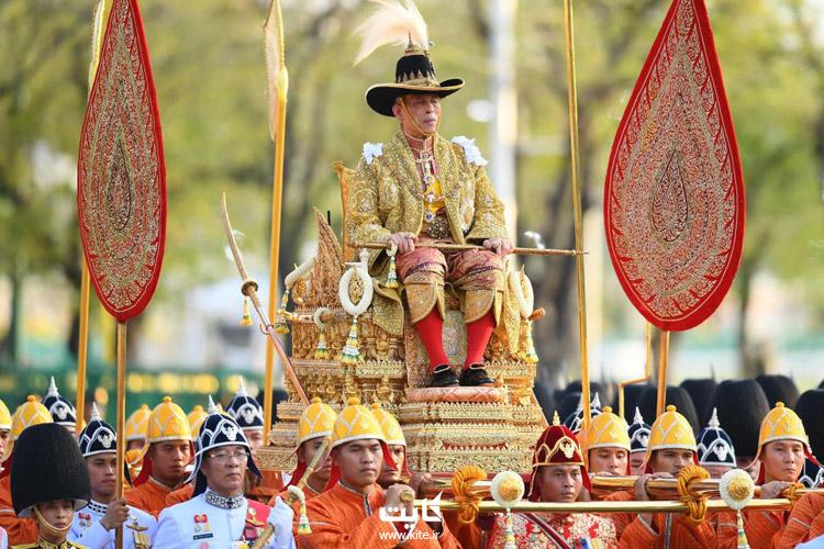 بیاحترامی به پادشاه تایلند جرم است!