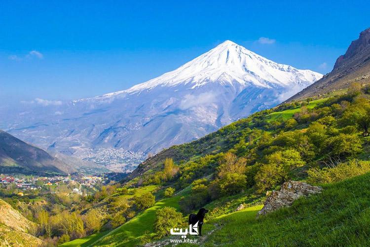 روستای هرانده، فیروزکوه