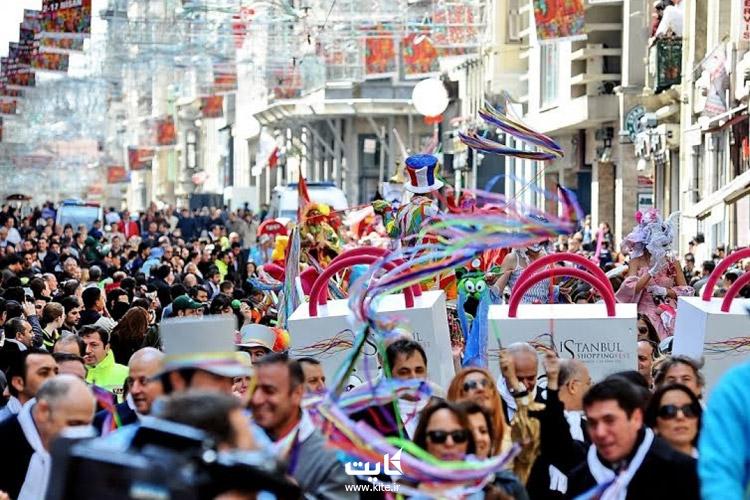 فستیوال خرید استانبول (Istanbul Shopping Festival)