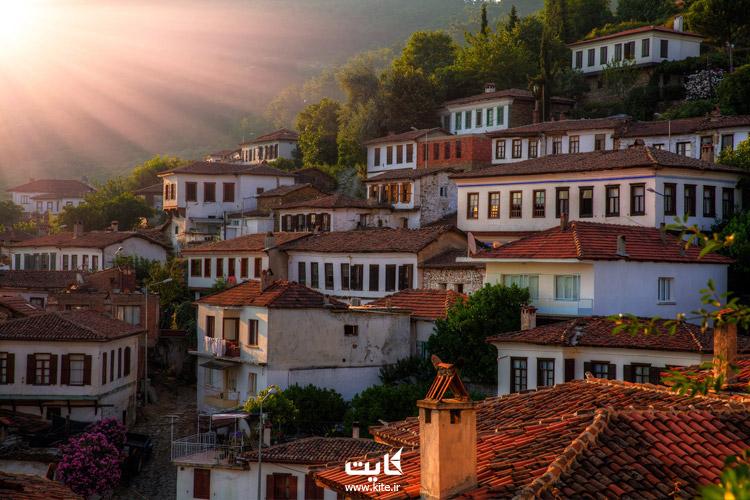 روستای شیرینچه