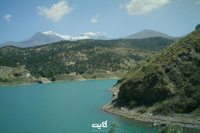 جاذبههای اطراف پارک ملی خجیر