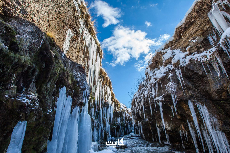 جهنمدره در آذربایجان غربی