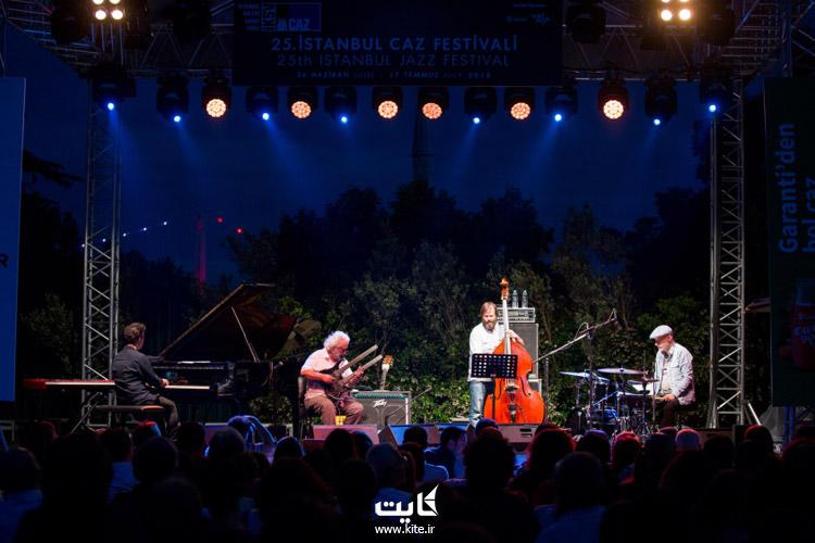 فستیوال جاز استانبول (Istanbul jazz festival)