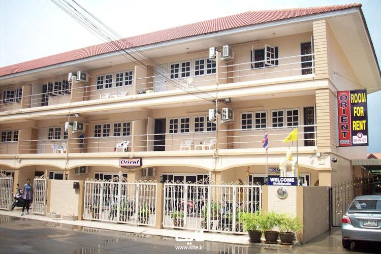 هاستل اورینت هوس (Orient House)