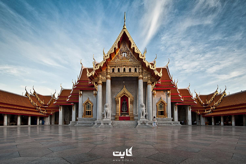 معبد وات بنچامابوپیت (Wat Benchamabophit)